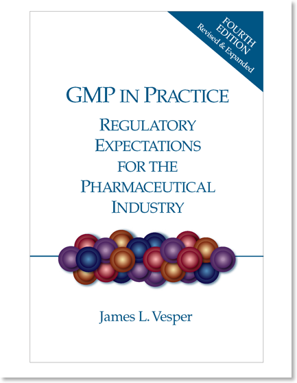 COVER GMP in Practice book